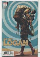Old Man Logan #45 NM  Marvel Comics CBX22