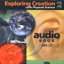 Apologia - Exploring Creation with Physical Science MP3 Audio CD  2nd ed. NEW