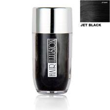 Hair Loss & Bald Spot Cover Real Hair Fibers, Jet Black - 18g
