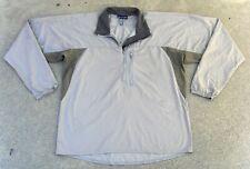 PATAGONIA Lightweight Nylon Shell Windbreaker Jacket Men's XL beige
