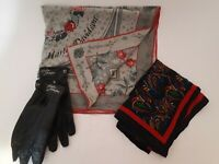 Ladies Harley Davidson Gloves & Scarves