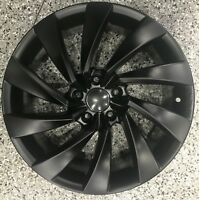 18X7.5  WHEELS TO FIT VW GOLF 18 INCH WHEELS ONLY set of 4 turbine