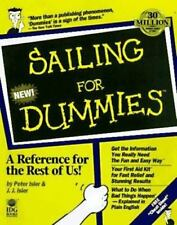 Sailing for Dummies® by Peter Isler and J. J. Isler (1997, Paperback)