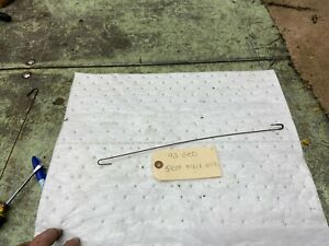 1989-1994 GEO METRO FRONT SEAT ADJUSTER TRACK WIRE