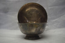 Two (2) Gorham Electro-Plated Silver Bowls - Yc 795 - from 1950's