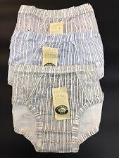 6 Pcs Premier Man Cotton Boxer Underwear vintage y front Xxxl-xxl Big Size