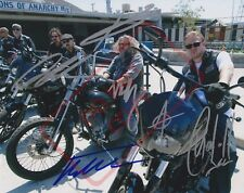 8.5x11 Autographed Signed Reprint RP Photo Sons of Anarchy Cast
