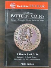 UNITED STATES PATTERN Coins Whitman Hardback Red Book 9th Edition