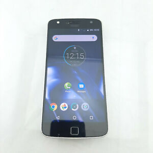 Moto Z play Droid XT1635-01 Black 32GB Verizon Unlocked