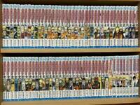 NARUTO Vol,1 -72 Latest complete Full Set used manga comic Japanese