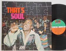 That's Soul NM # 0