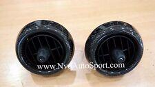 BMW Mini F55, F56 Cooper S Carbon fiber Interior Side Air Con Panels