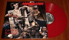ANNIHILATOR CARNIVAL DIABLOS LP *RARE* RED VINYL EARACHE 2010 LTD 300 COPIES New