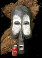 Old Tribale MEGA bamum FETISH MASK --- CAMERUN BN 12