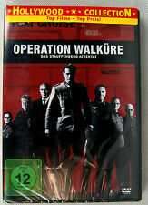 DVD Operation Walküre Das Stauffenberg Attentat mit Tom Cruise
