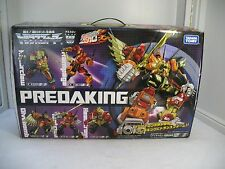 TRANSFORMERS  PREDAKING TAKARA TOMY 2010 G1 REISSUE JAPAN VERSION