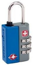 Travel Sentry 3 Dial Combination Lock (T S A APPROVED) made by swiss+gear