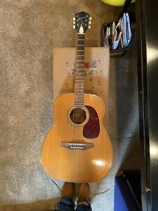 Harmony Soveriegn Acoustic Vintage Guitar