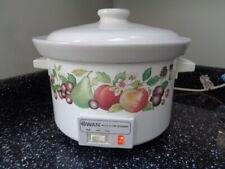 Johnson Brothers frutta fresca Design Slow Cooker da Swan