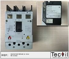 Disjoncteur triphasé MOELLER  NZM7-63S-NA | Breaker 3 poles
