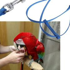 Parrot Leash Pet Harness Outdoor Adjustable Anti Training Bite Rope Flying Band