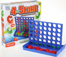 Connect 4 to Score Family Arcade Brain Teaser Kids Board Game by Grafix