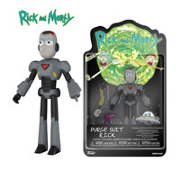 Rick & Morty Funko Figurine Collectable Action Figure: Purge Suit Rick - RARE