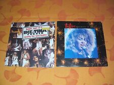 lot tina turner / paradise is here /  baby get it on / 45 tours