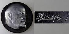 Medaillie Portrait Lenin solemne figürliches relief (27496)
