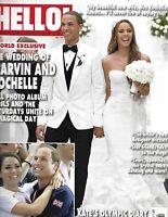 Hello Magazine Marvin Humes Rochelle Wiseman Wedding Kate Middleton 2012