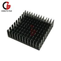 40x40x11mm Aluminum Heatsink Cooling for LED Power Memory Chip IC Transistor