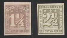 Kappysstamps 042118-46 German Empire Scott 9b Mh 12 Mint No Gum Retail $230