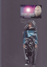 NEW Star Trek The Next Generation Tapestry Picard Action Figure Limited Edition
