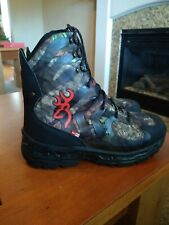 Browning Men's Buck Shadow Uninsulated Hunting Boot Size 10