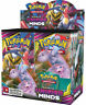 Pokemon TCG Sun and Moon Unified Minds Booster Box - 36 Booster Packs