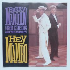 BARRY MANILOW with KID CREOLE AND THE COCONUTS Het mambo 109781 Discotheque RTL