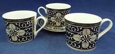 Georges Briard ROYAL TAPESTRY 3 Cups and 1 Saucer GREAT CONDITION