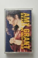 Heart in Motion Amy Grant Cassette Tape 1991