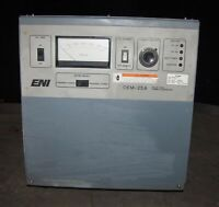 ** ENI OEM-25A OEM25A-2109-1-51 RF Power Supply / Plasma Generator  (#1902)