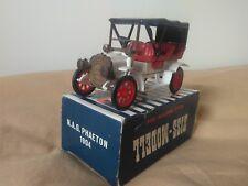 Antigua miniatura Ziss RW #27 N.A.G. Phaeton de 1904. Escala 1:43 R.W.-Modell.
