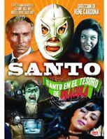 Santo en El Tesoro de Dracula [New DVD]
