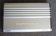 Lightning Audio LA-3000md , Rockford backed  3000 Watts 1-D Subwoofer Amplifier