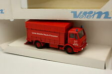 Verem Firefighters 1/50 - Mercedes Unit Mobile High Pressure SDI Drôme