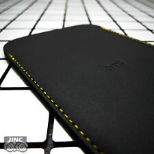 Genuine Original HTC DROID Incredible/S/4G LTE Leather Sleeve Case Cover Pouch