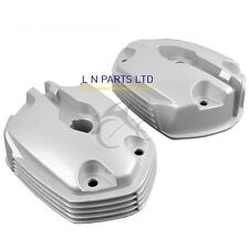 BMW R1200RT, R1200R & R1200S Silver Left & Right Pair of Valve / Rocker Covers