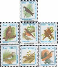 Brazil 2598-2604 (complete.issue.) unmounted mint / never hinged 1994 Birds