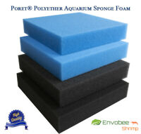 Hamburg filter mat sponge uplifts for HMF jet lifters filters