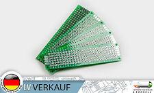 5 Stück 28x6=168Pin Doppelseitige Lochrasterplatine PCB Leiterplatte für Arduino