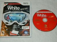 Shaun White Snowboarding: Road Trip (Nintendo Wii, 2008) Disc Case - No Book