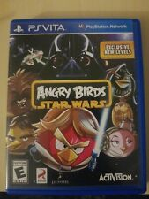Angry Birds Star Wars (Sony PlayStation Vita, 2013)